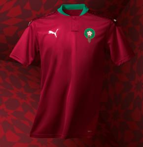 nuove maglie Selezione del Marocco 2020-2021 | maglie calcio ...