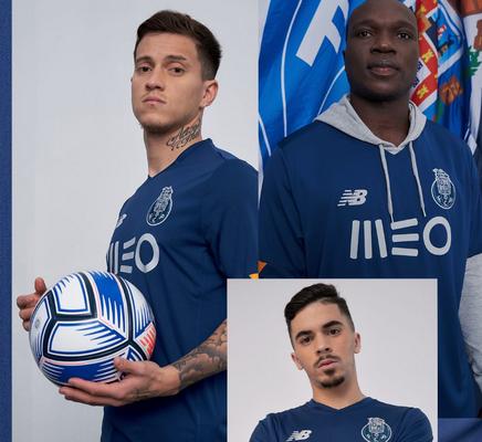 maglia away 2020-2021 dell'FC Porto | maglie calcio online 2021